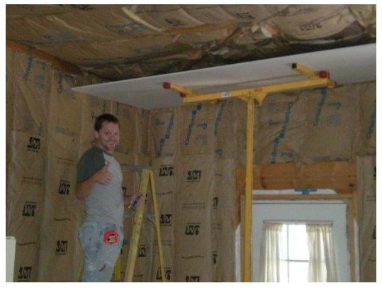 Drywall repair drywall repair colorado springs for Randy stewart builder